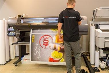 drukowanie naklejk
